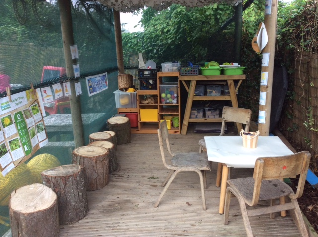 Outdoor Classroom Ideas Uk ~ Our day outstanding pre school in potterne devizes